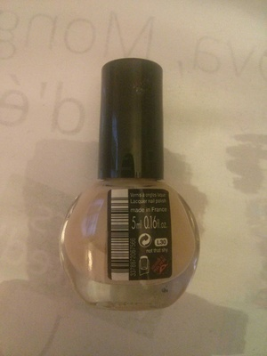 Vernis à ongles laqué - L30 Not that shy - Product