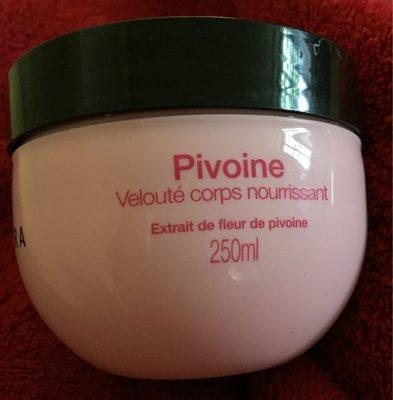 Velouté Corps nourrissant Pivoine - Product - fr