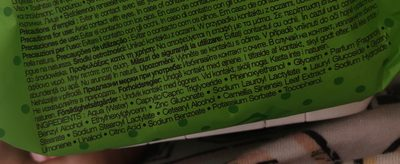Lingettes matifiantes thé vert Visage - Ingredients - fr