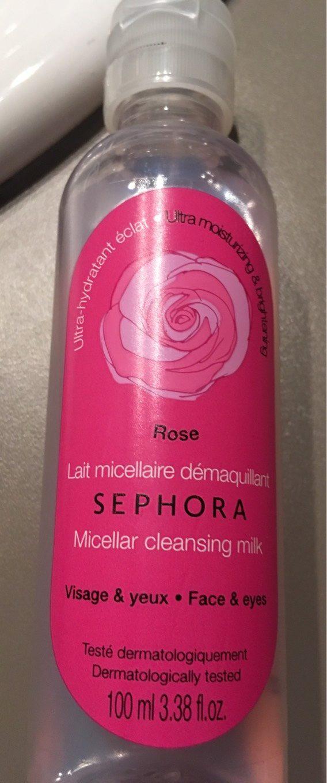 Lait micellaire demaquillant - Product - fr