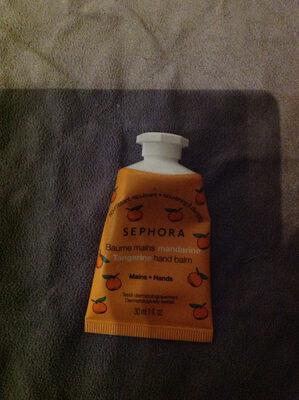 Baume mains mandarine - Product