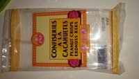 Confiserie a la cacahuetes - Product