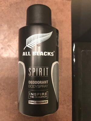 Spirit Déodorant Body Spray - Product - fr