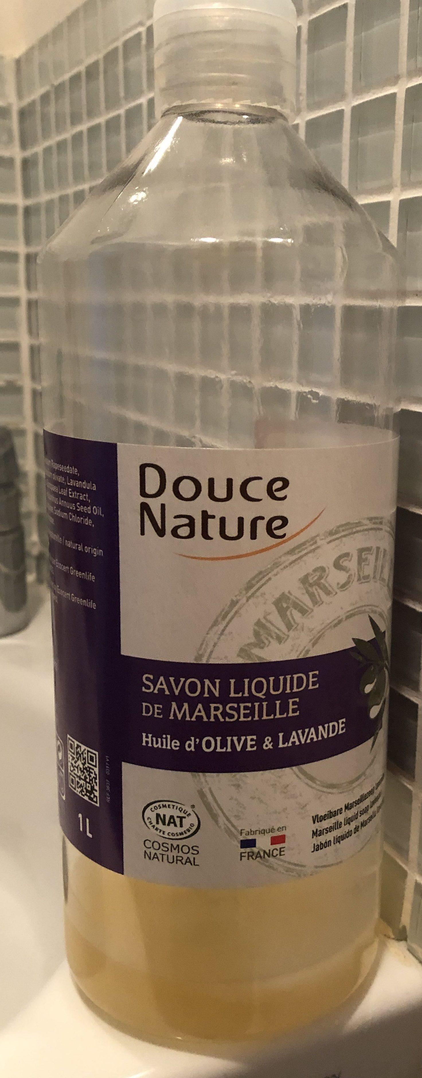 Savon liquide de  Marseille - Produit - fr