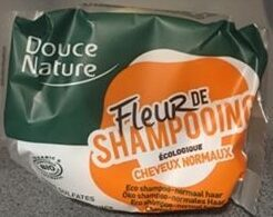 Fleur de shampooing écologique - cheveux normaux - Product - fr
