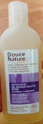 Natur'Intim Gel douceur Toilette Intime - Product - fr