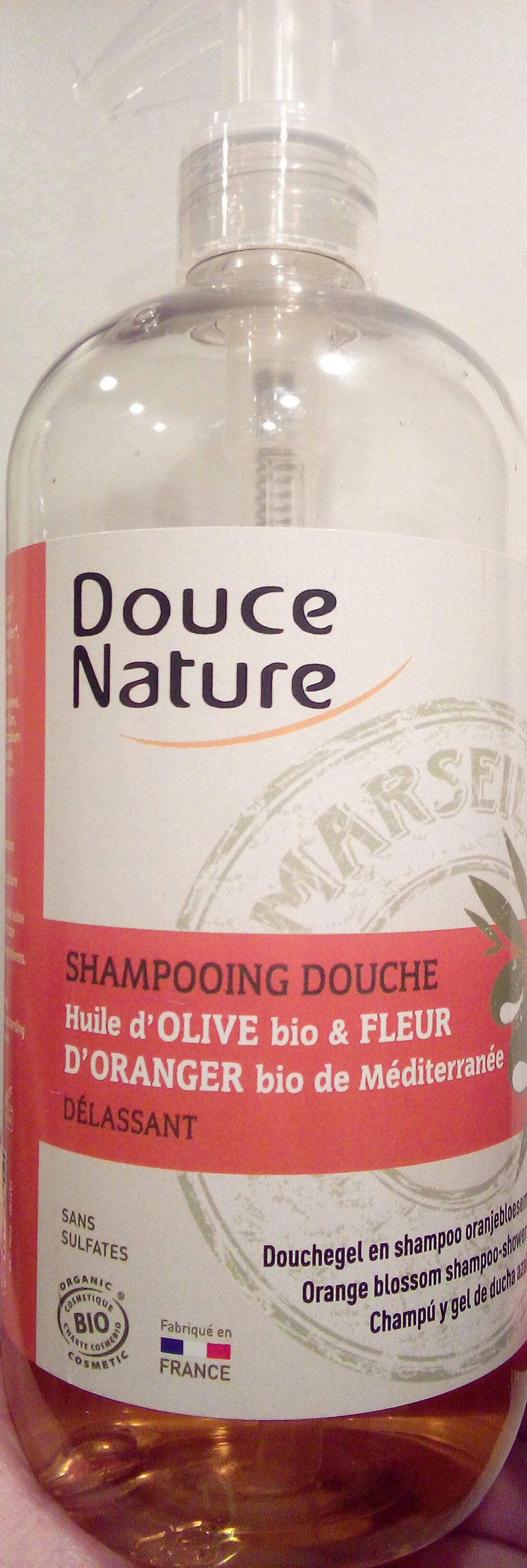 Shampooing douche délassant - Produit - fr