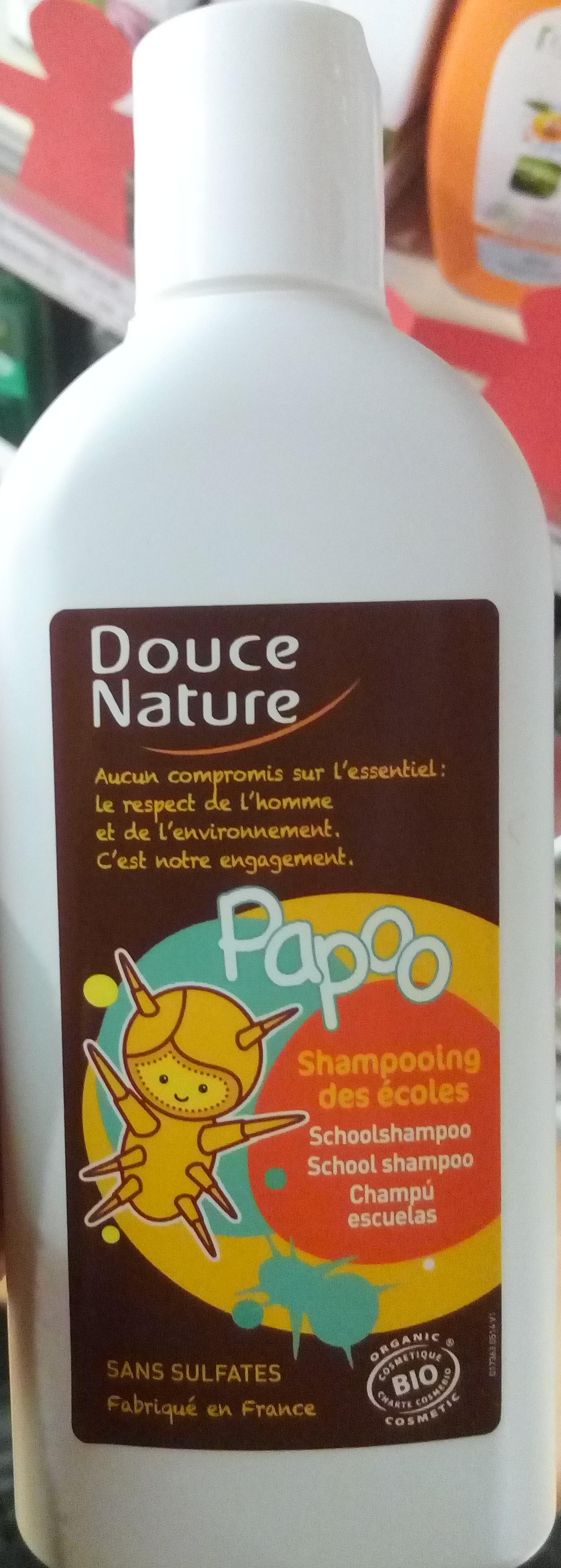 Papoo Shampooing des écoles - Produit - fr