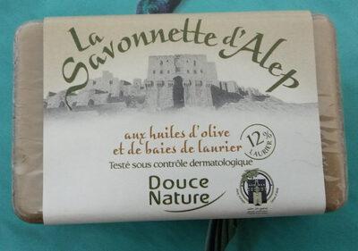La savonnette d'Alep - Produit - fr