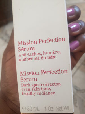 mission perfection - Produit - fr
