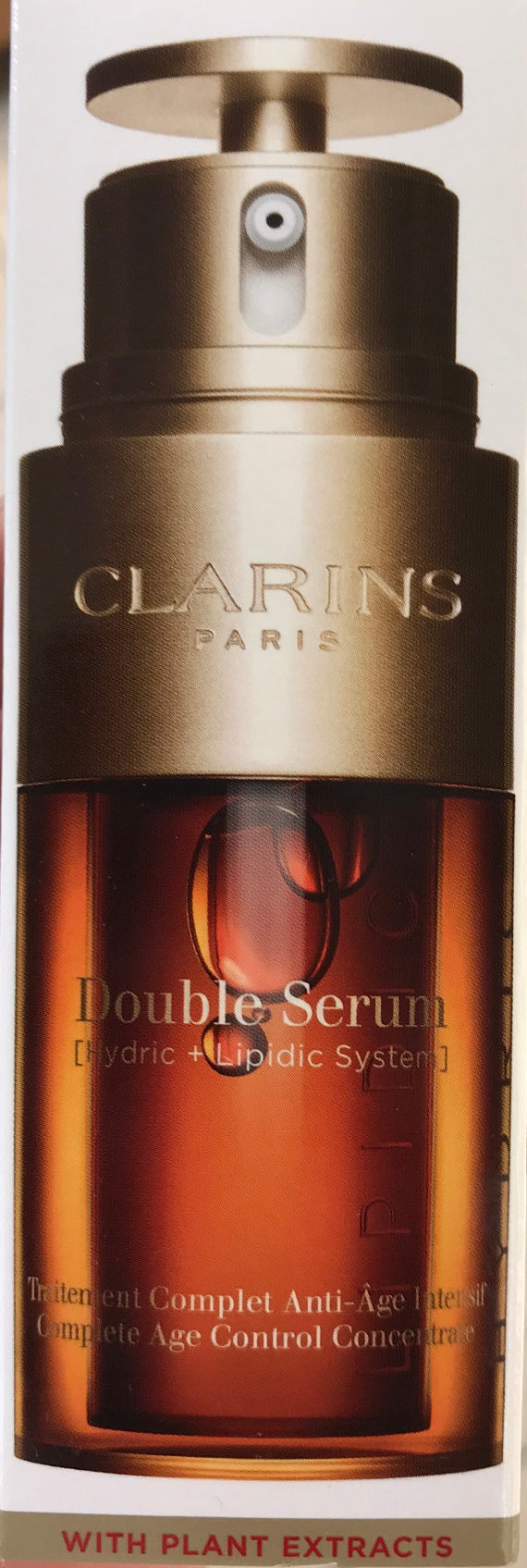 Double Serum - Product
