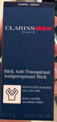 ClarinsMen Stick Anti-Transpirant - Product