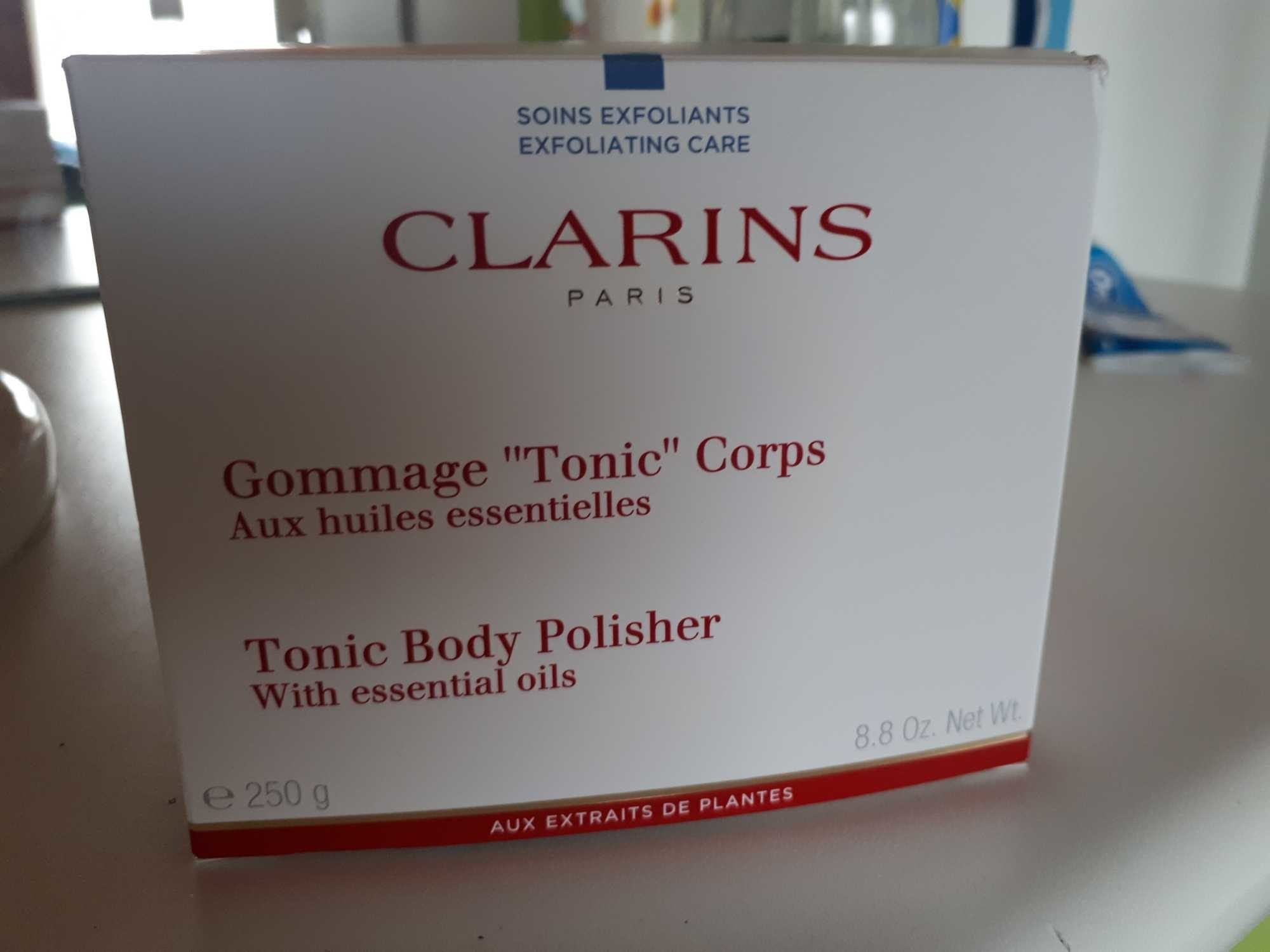 "Gommage ""Tonic"" Corps - Product - fr"