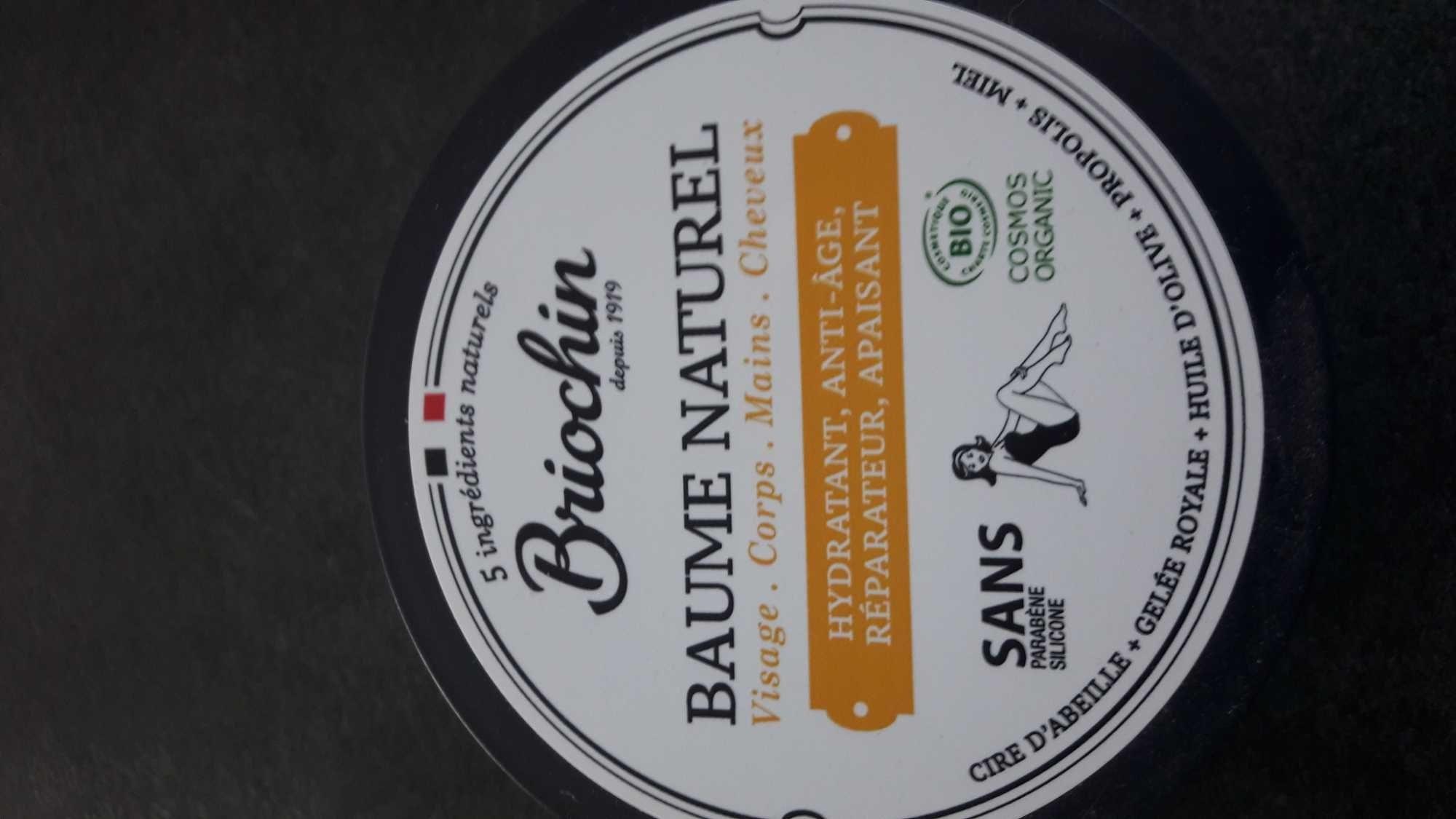Baume naturel - Product