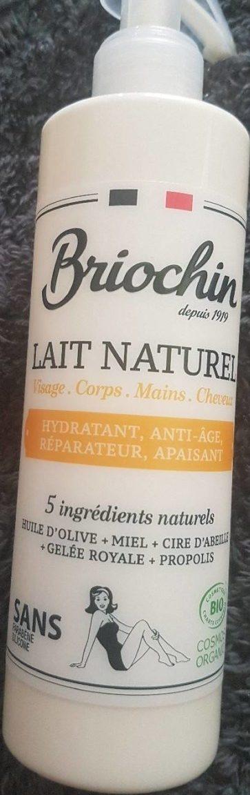 Lait naturel - Product