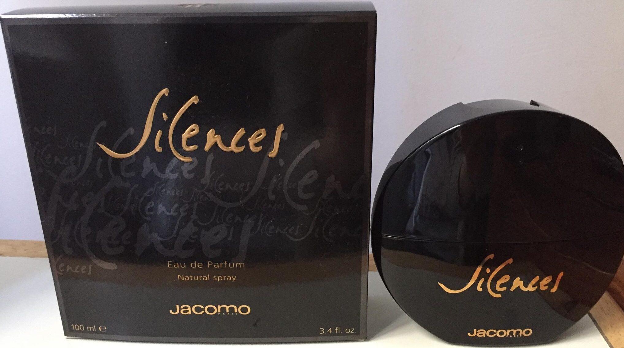 Silences - Eau de parfum - Produit - fr