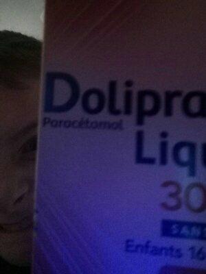 Doliprane Liquiz 300 mg - Product