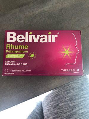 Belivair - Produit