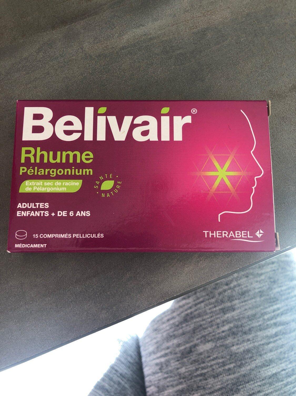 Belivair - Produit - fr