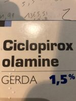 Shampooing ciclopirox olamine - Product - fr