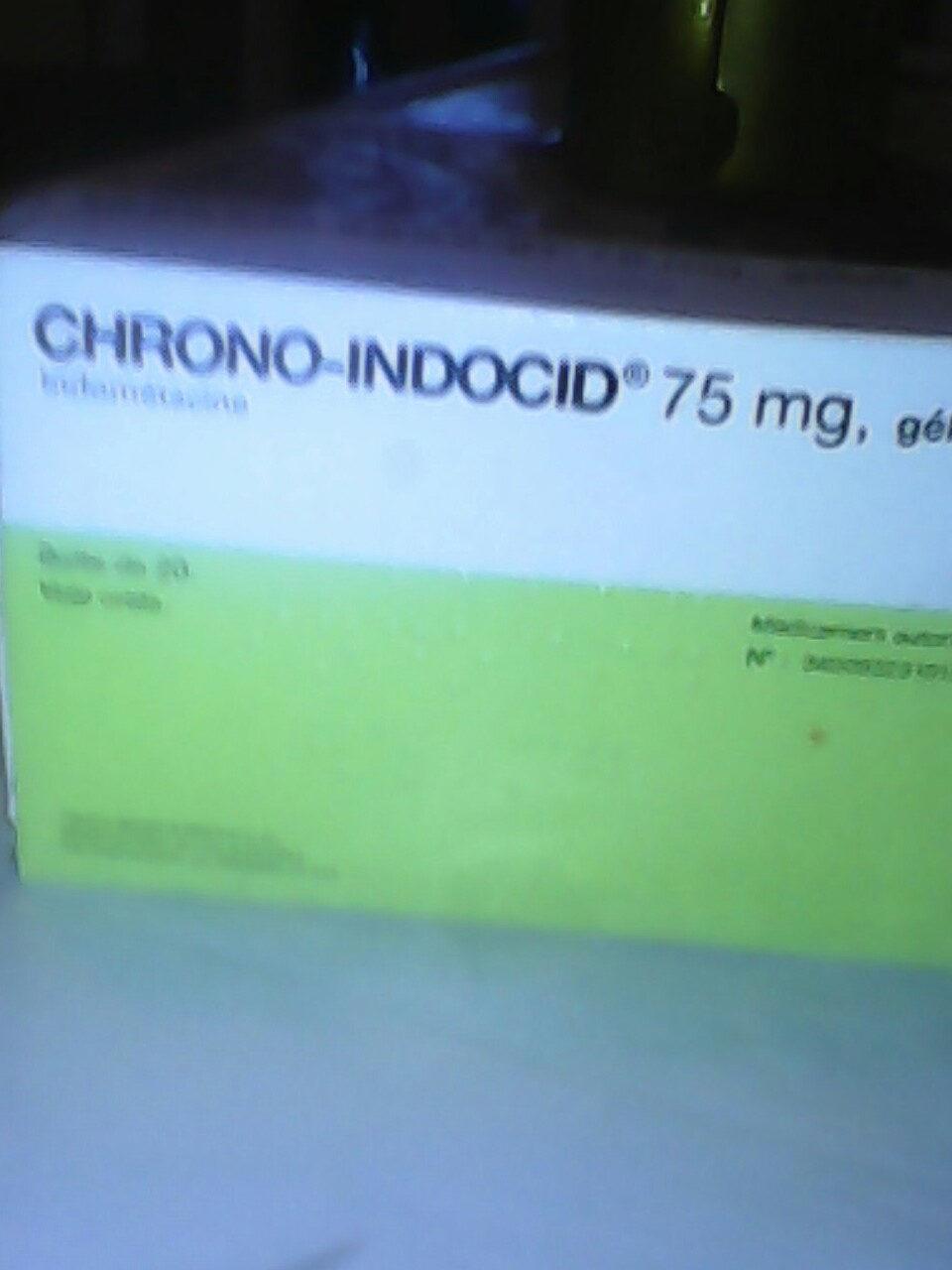 chrono indocid - Product - fr