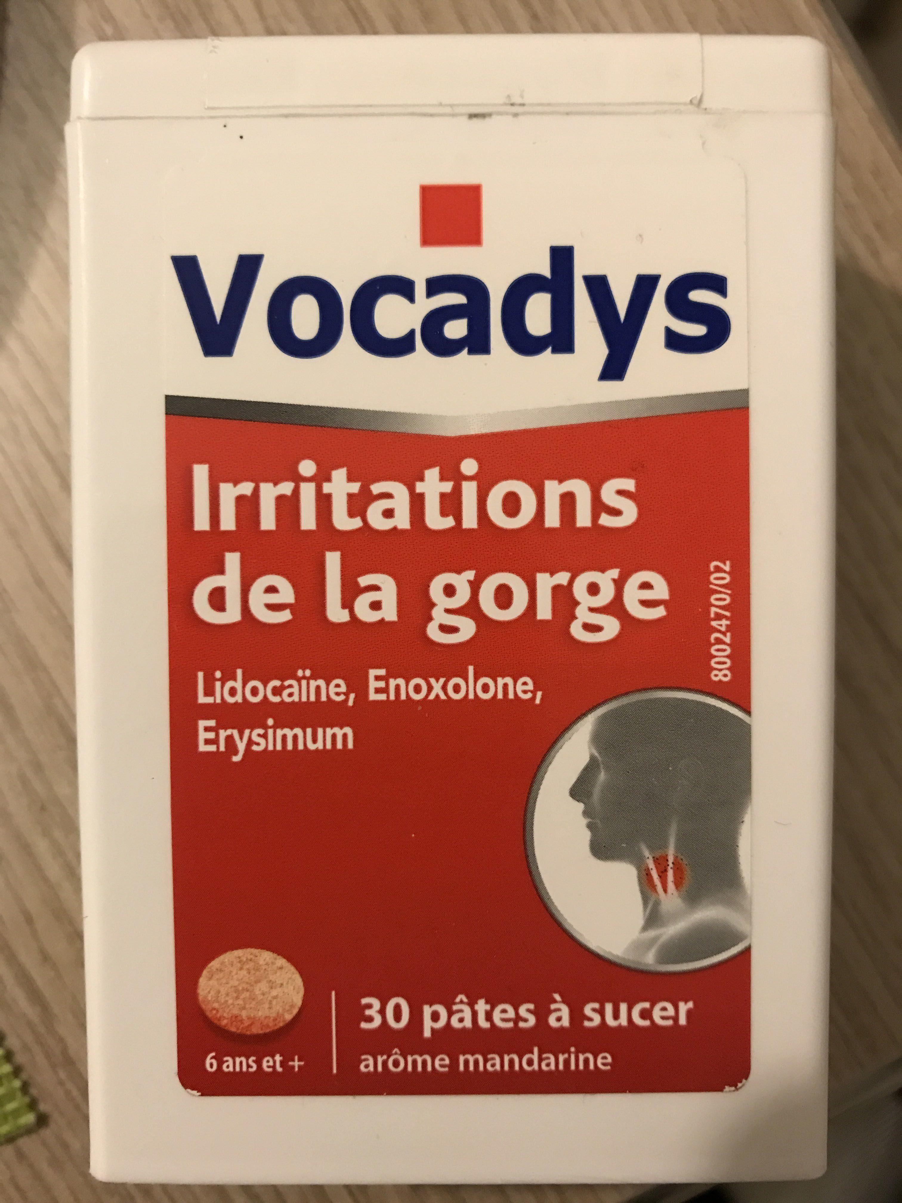 Vocadys - Product - fr