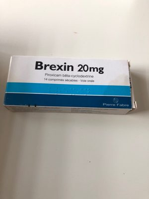 brexin 20 - Product