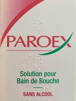 Solution pour bain de bouche - Product - fr