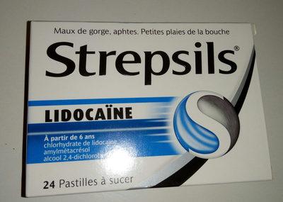 strepslis - Product - fr