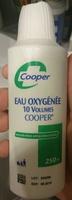 Eau oxygénée 10 volumes - Product