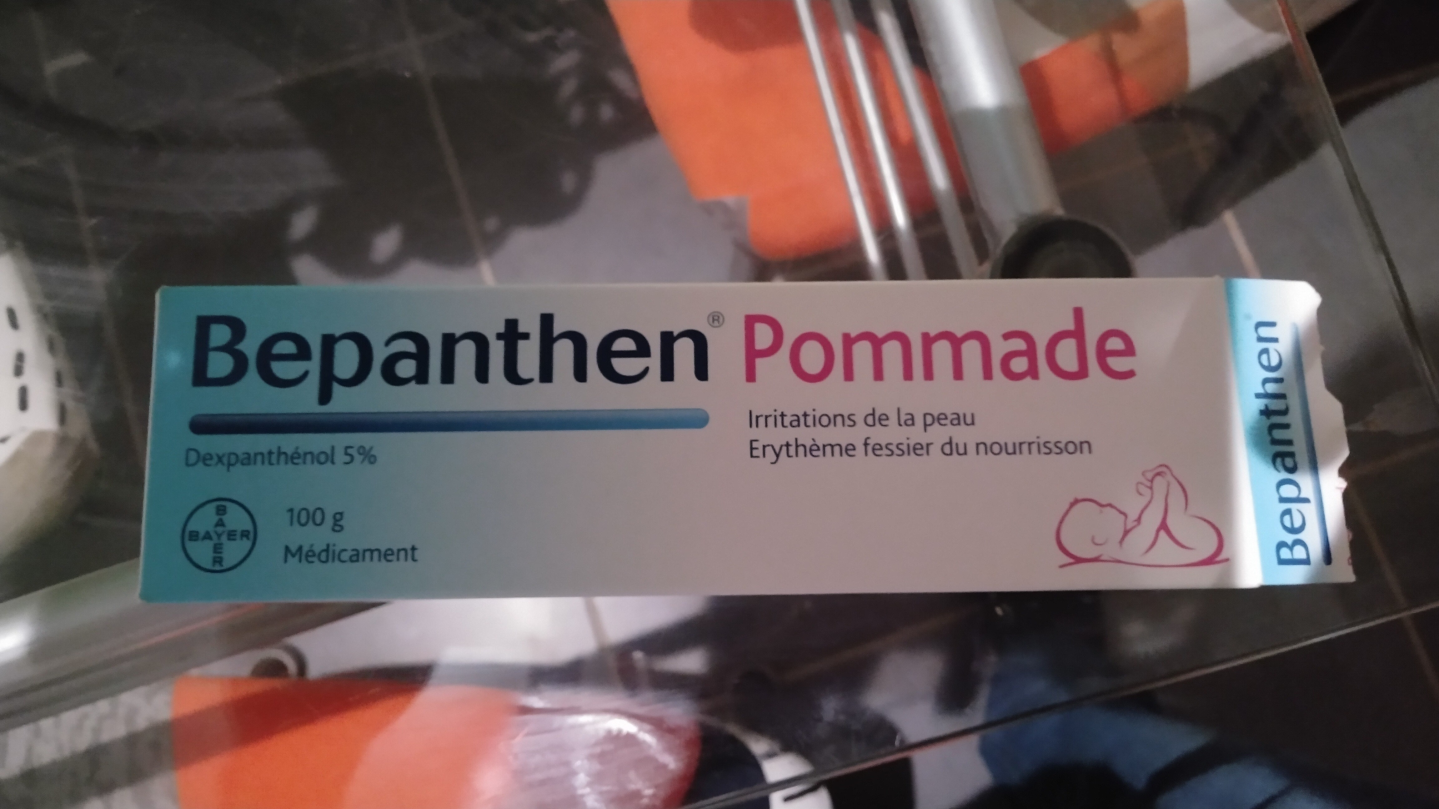 Bepanthen Pommade - Product