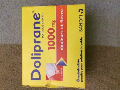 Doliprane(paracétamol) - Product - fr