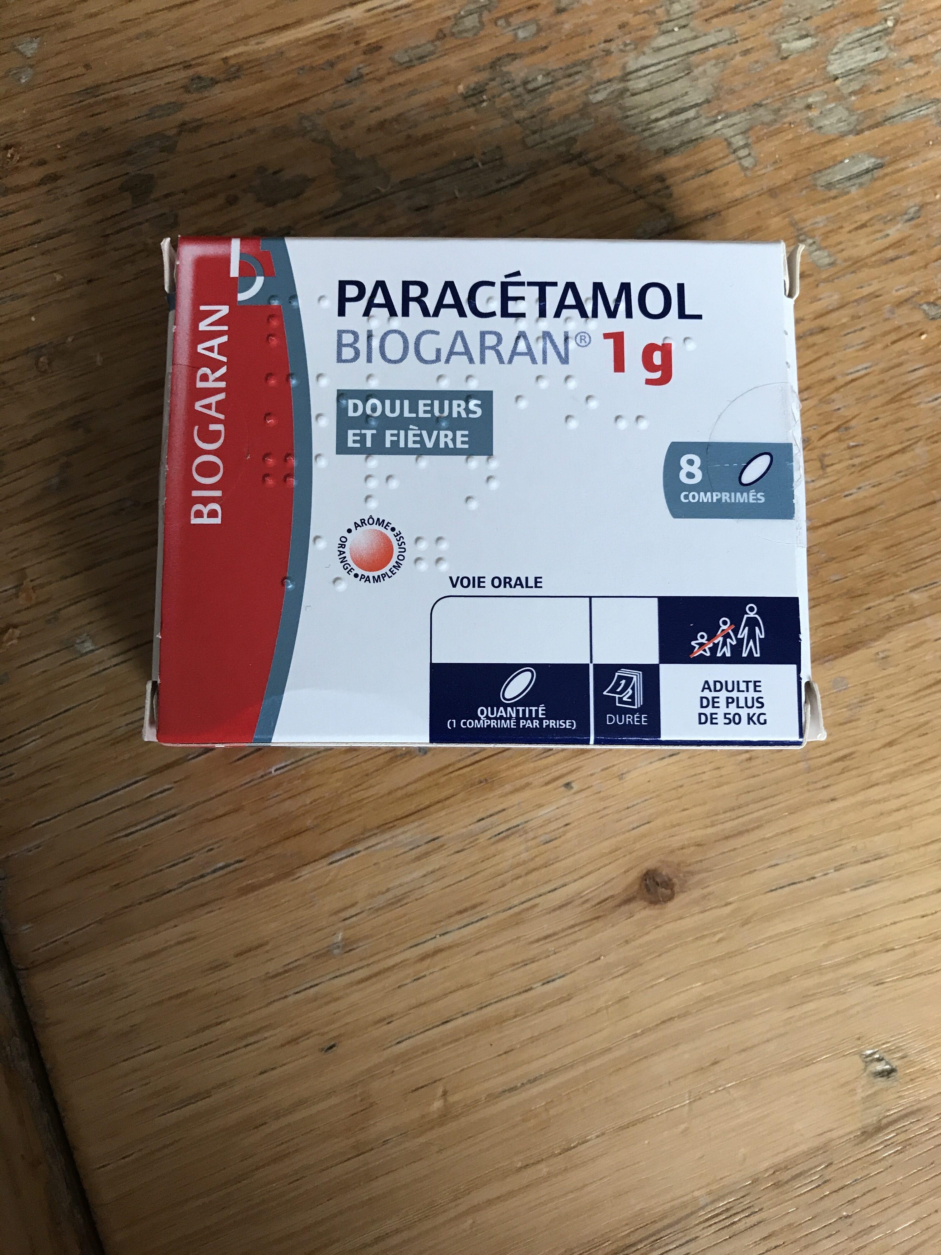 Paracétamol - Produit - fr