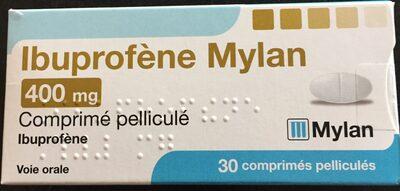 Ibuprofène Mylan 400 mg - Product - fr