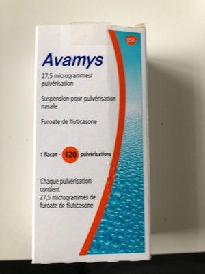 avamys - Product - fr