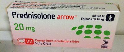Prednisolone - Product