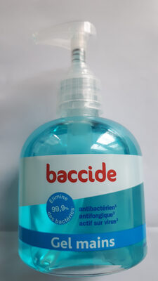 Baccide Gel Hydroalcoolique 300ML - Product