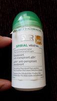 spirial végétal - Produit - fr