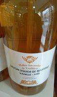 Savon liquide de Marseille Vanille - Miel - Produit