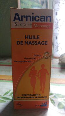 Arnican Massage - Produit - fr