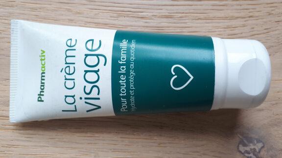 La crème visage - Produit - fr