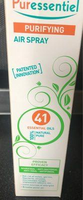 Puressentiel Assainissant Spray Aux 41 Huiles Essentielles - Produit