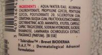 Bioderma Créaline Déo Anti-transpirant Roll-on 50ML - Ingrédients - fr