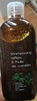 Shampooing reflets à l'huile de camélia - Produit