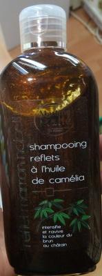 Shampooing reflets à l'huile de camélia - Product