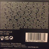Filorga Hydra Filler 50ML - Ingredients - fr