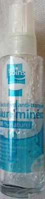 Déodorant anti-transpiration alun minéral - Product - fr