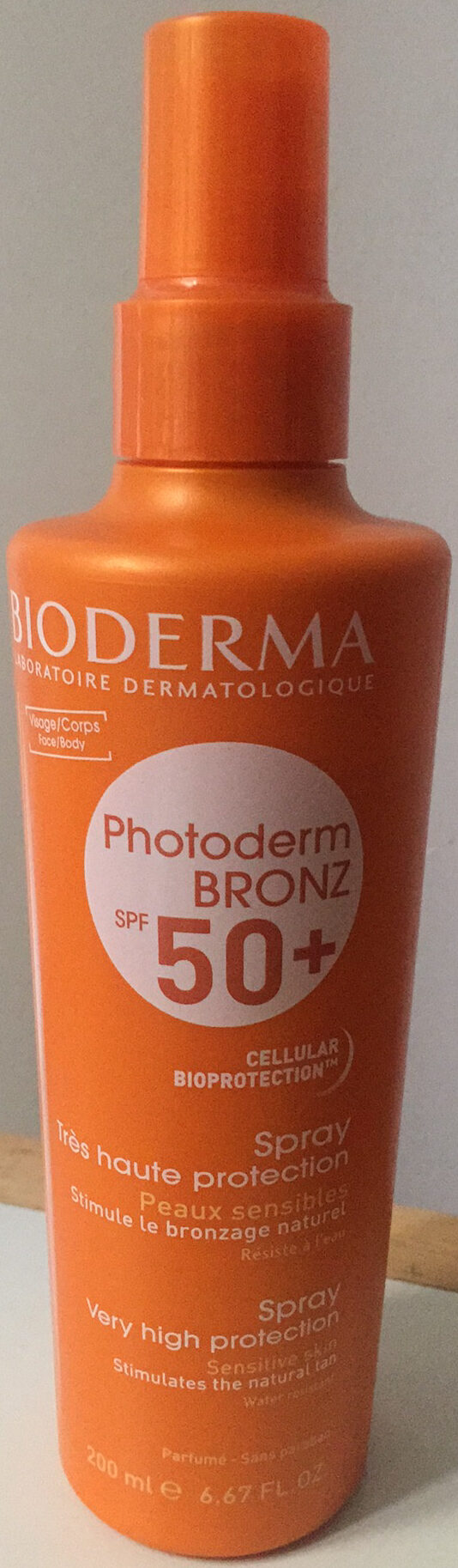 Photoderm Bronz SPF 50+ - Product - fr