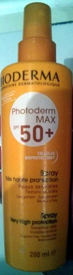 Photoderm MAX SPF 50+ Spray très haute protection - Produit