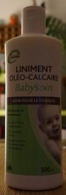 Liniment oléo-calcaire Babysoin - Product